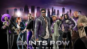 Saints Row The Third PC Game Download Full Version By Worldofpcgames.net