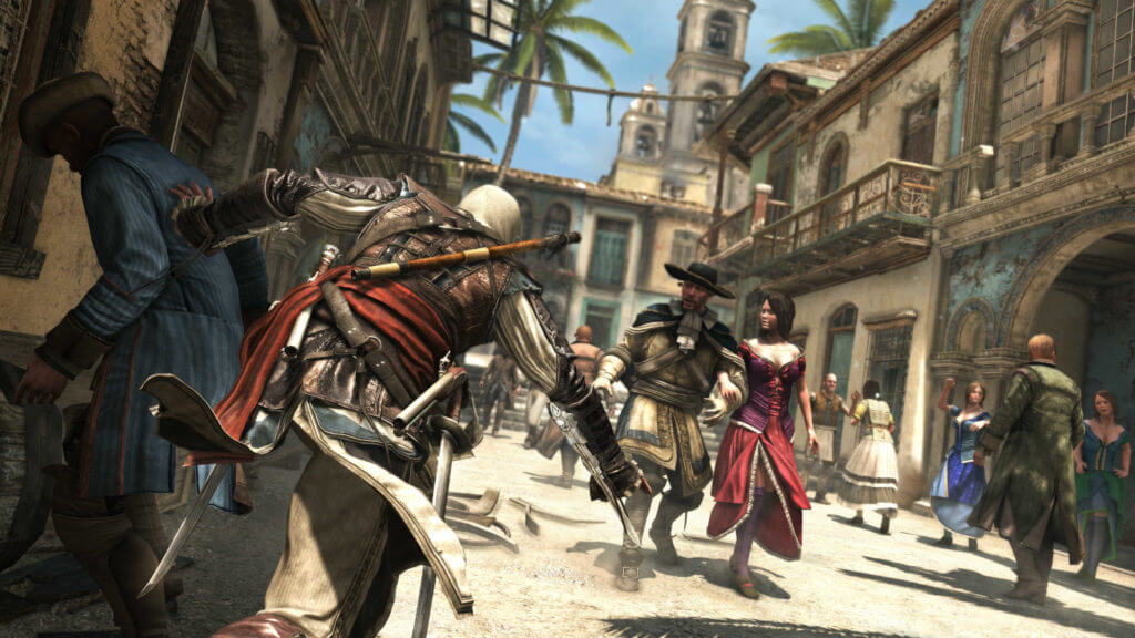 assassins creed 4 pc game