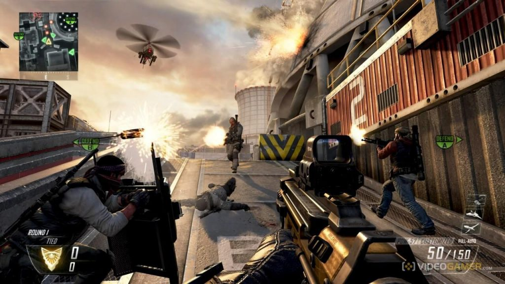 Call Of Duty Black Ops 2 For PC Free