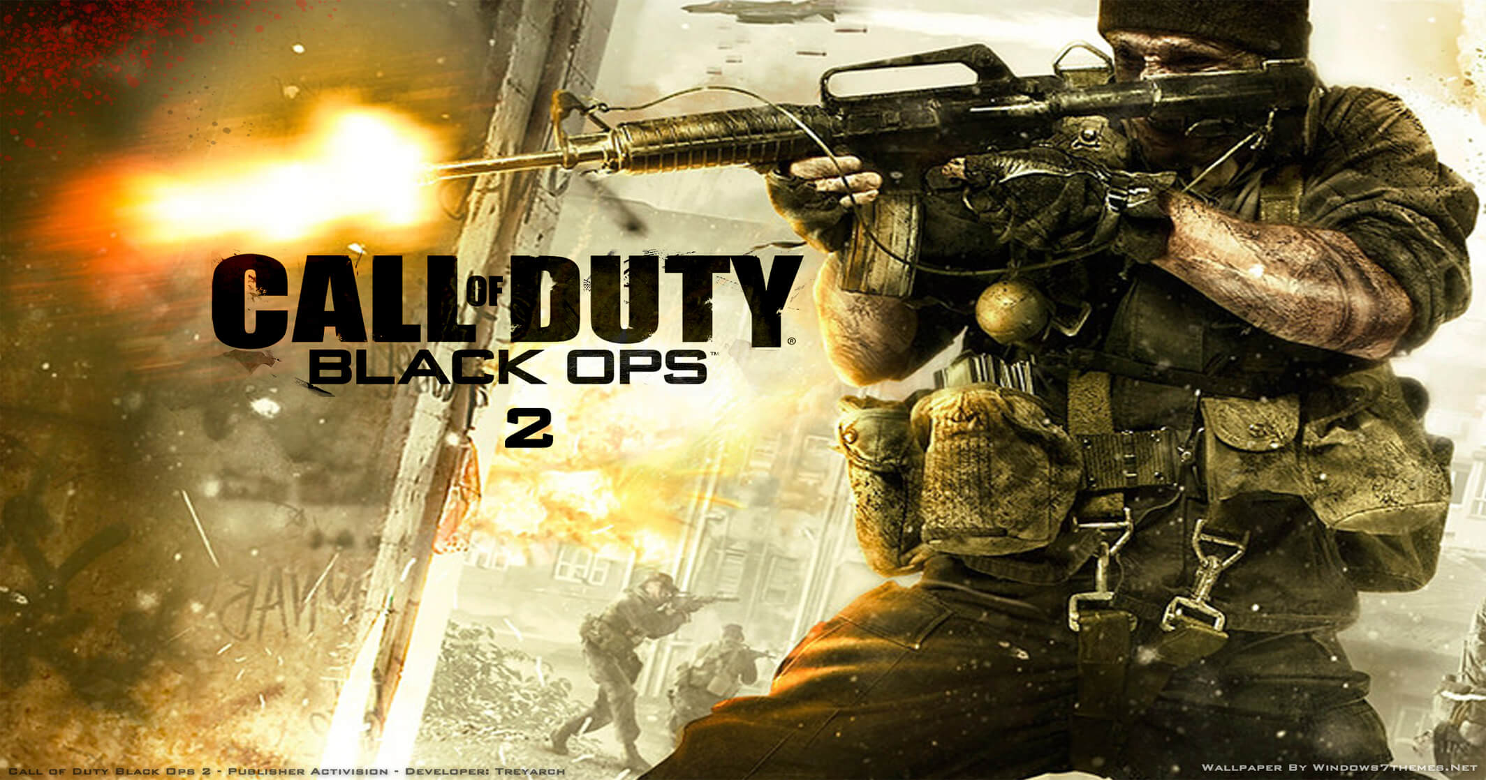 Call Of Duty Black Ops 2 PC Game Free Download Full Version ISO