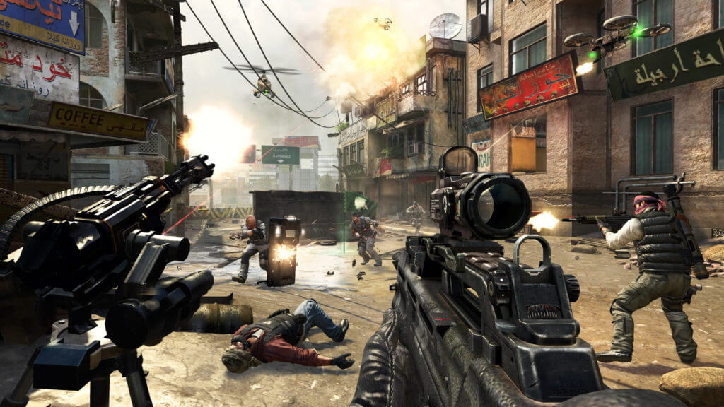 Call of duty black ops 2 game for windows