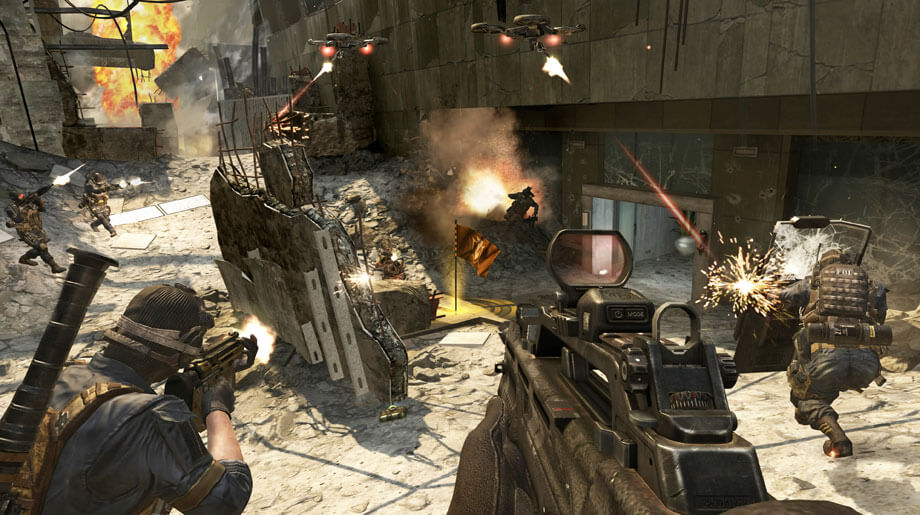 Download Call of duty black ops 2