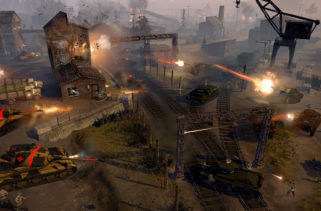 Company Of Heroes 2 Master Collection PC Game Worldofpcgames.net