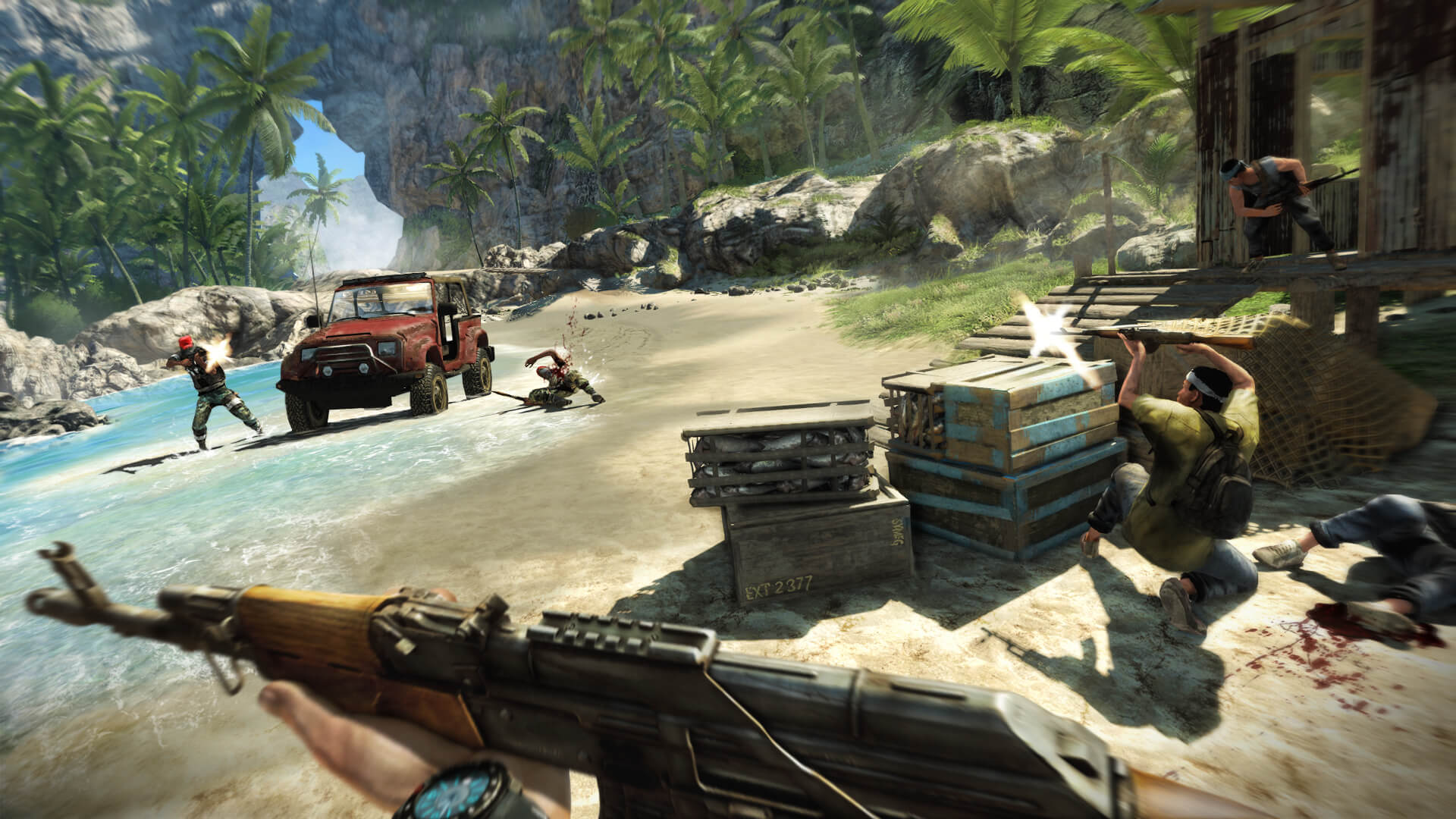 Far Cry 3 PC Game Free Download Full Version ISO Setup