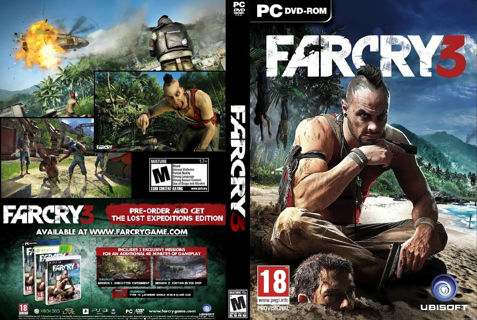 Far Cry 3 Pc Game Free Download Full Version Iso Setup Compressed