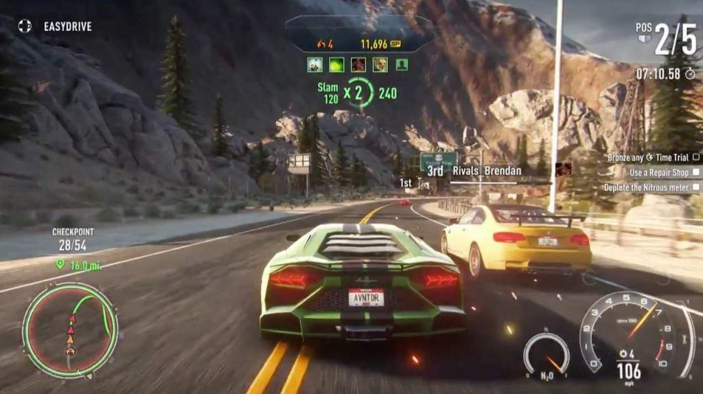 Need for speed Rivals fix errors