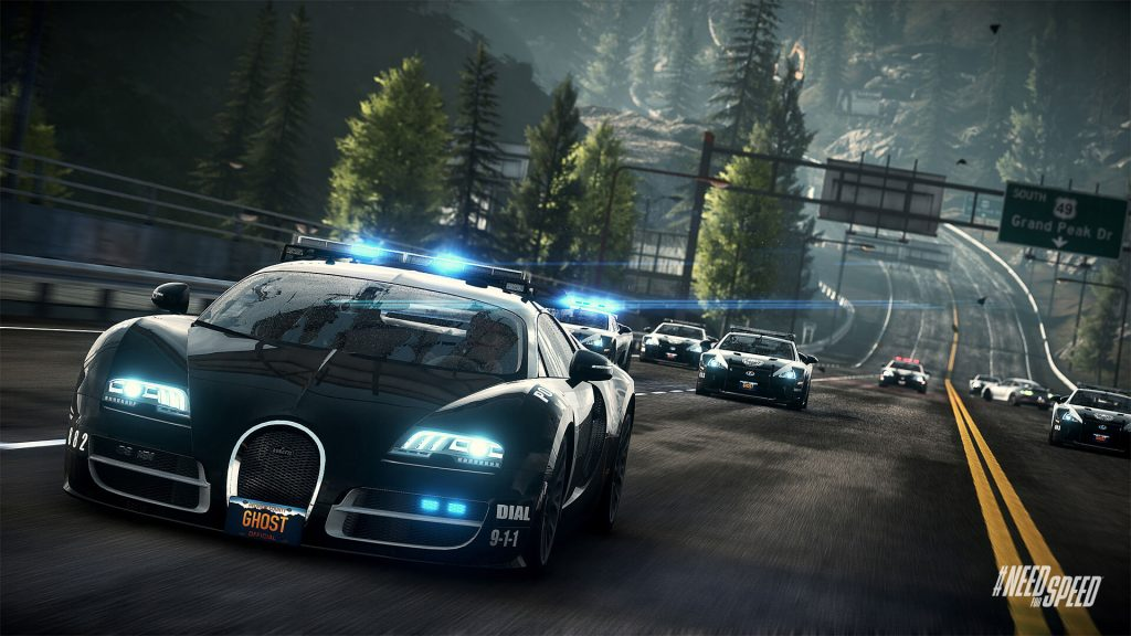 Need for speed Rivals full game setup