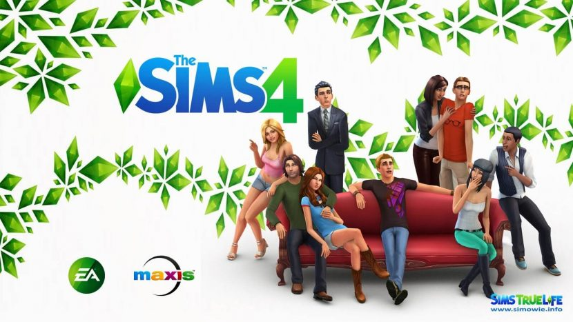 The Sims 4 Deluxe Edition PC Game Download