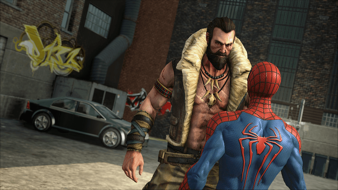 download game the amazing spiderman 2 pc highly compressed