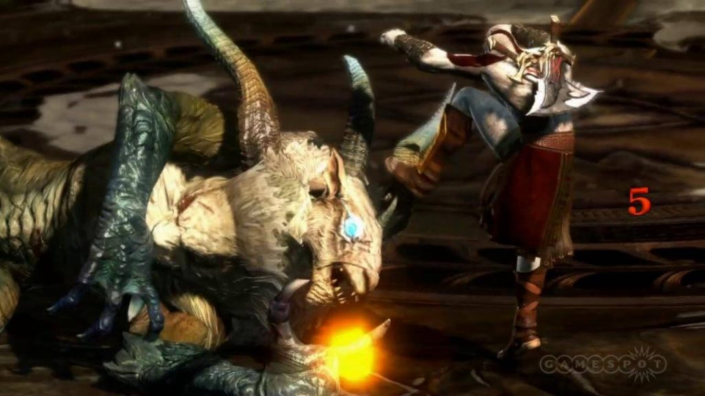 God Of War 1 Game Free Download Full Version For PC