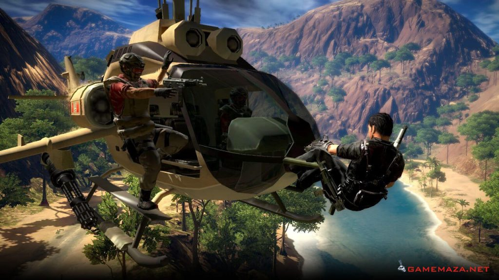 just cause 2 free game