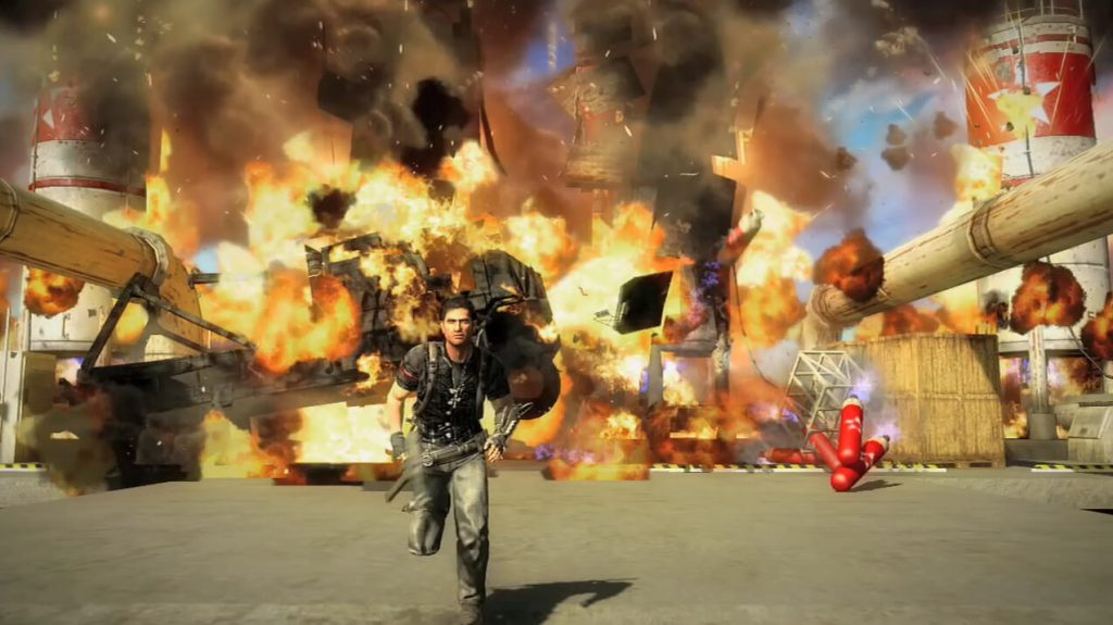 Just Cause 2 PC Full Version Free Download