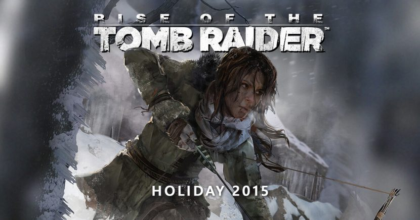 Rise Of The Tomb Raider PC Game Download Worldofpcgames.net