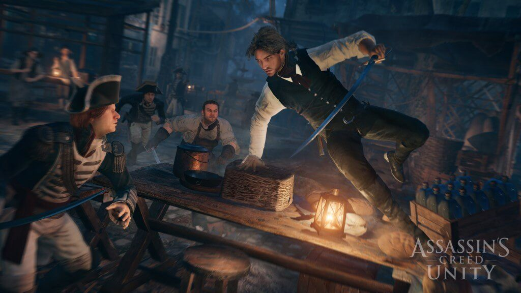 Assassins Creed Unity Free Download PC Game By Worldofpcgames.co