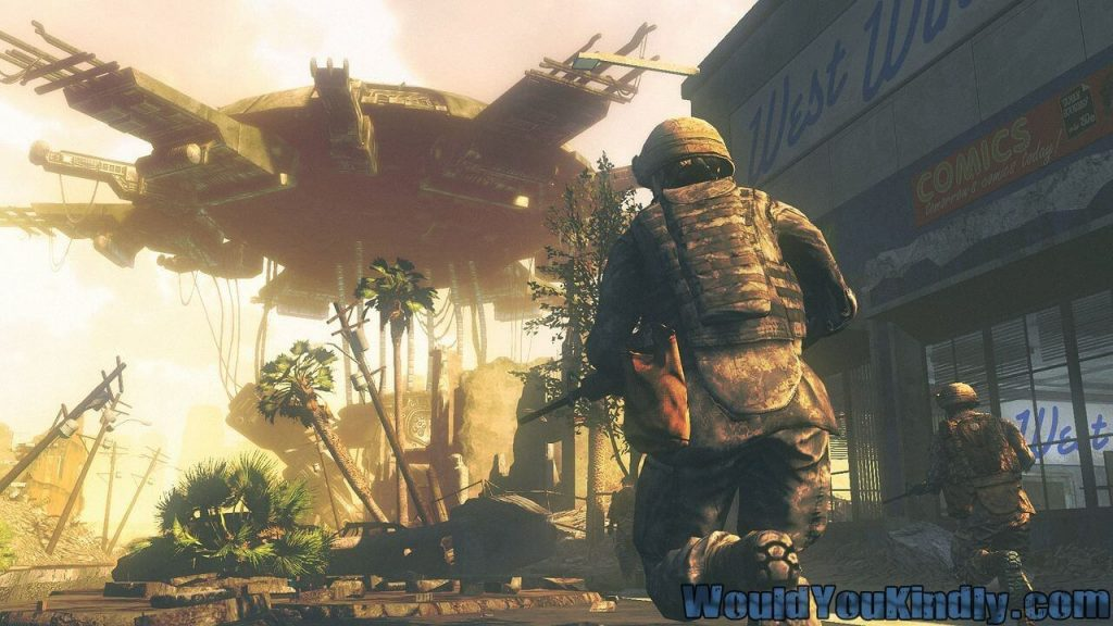 Battle los angeles free pc game