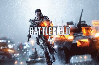 Battlefield 4 Multiplayer game for pc
