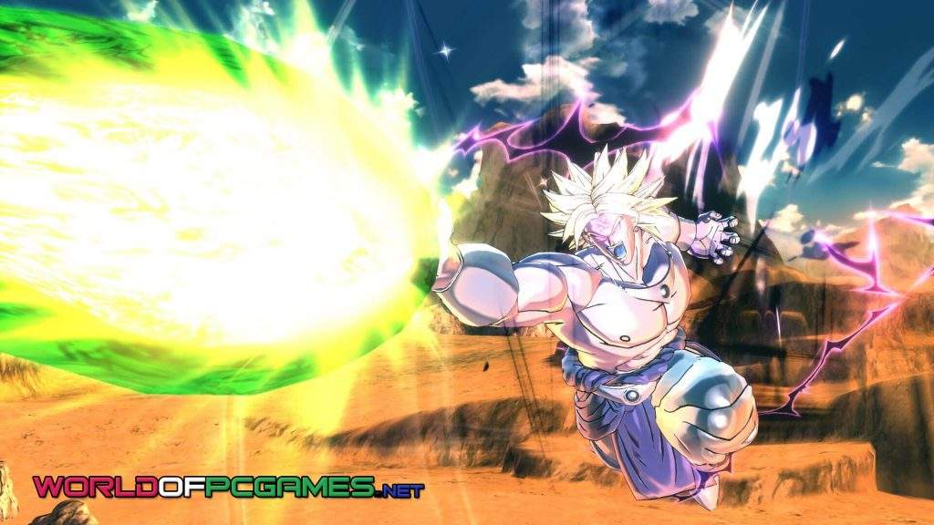 Dragon Ball Xenoverse 2 Free Download PC Game By Worldofpcgames.com