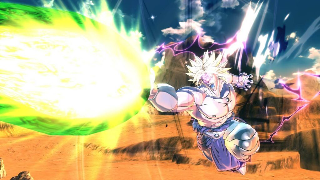 Dragon Ball Xenoverse 2 PC Game Download Free