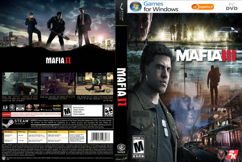 Mafia 2 Pc Game Free Download Full Version Iso Compressed