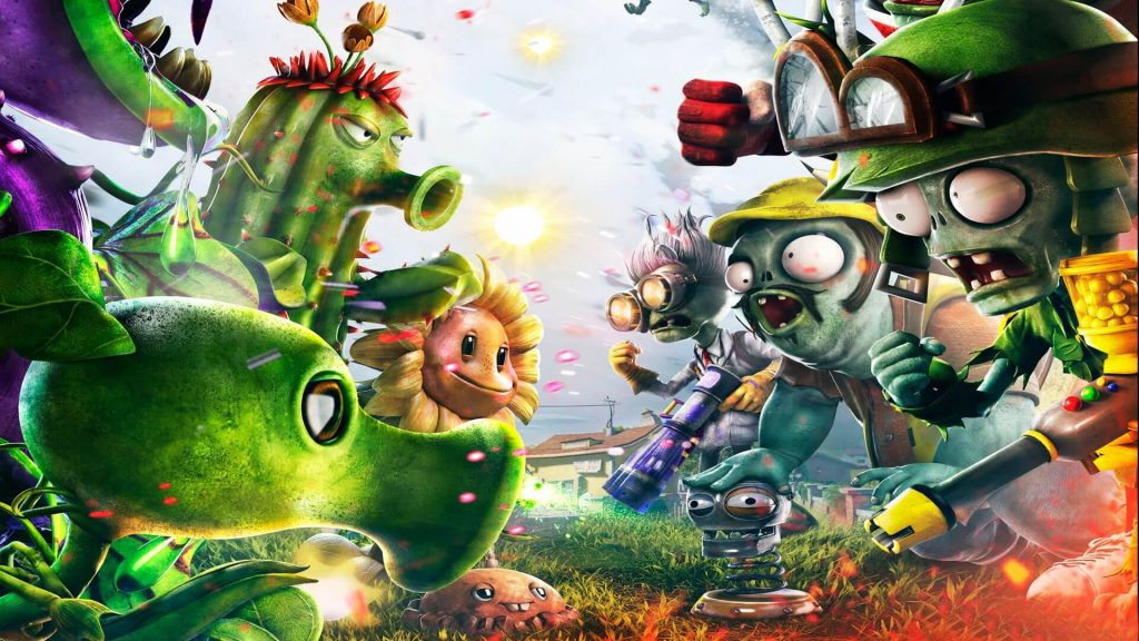 Plants VS Zombies 2 PC Game Download
