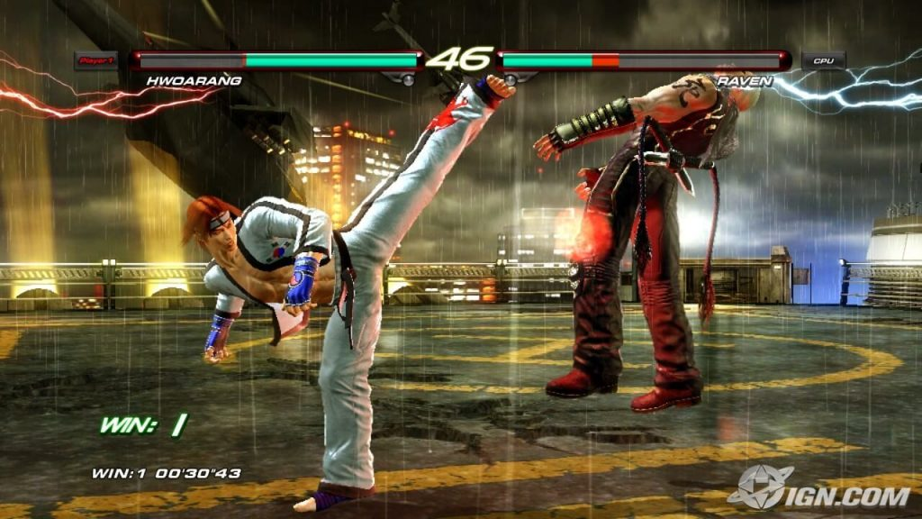 Tekken 6 pc game for windows