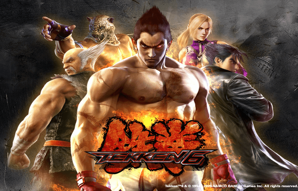 Tekken 6 PC Game Free Download Full Version ISO Android APK