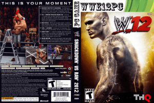 WWE 12 PC Game Download Free