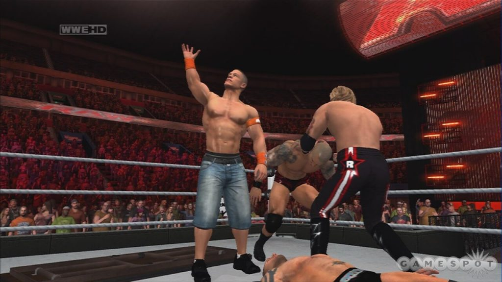 wwe smackdown vs raw download game