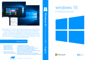 Windows 10 Pro 32 And 64 Bit Download ISO