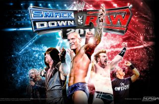 WWE Smackdown Vs Raw PC Game Download Free