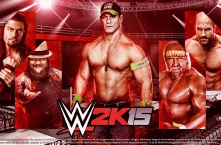 WWE 2k15 PC Game Download Free