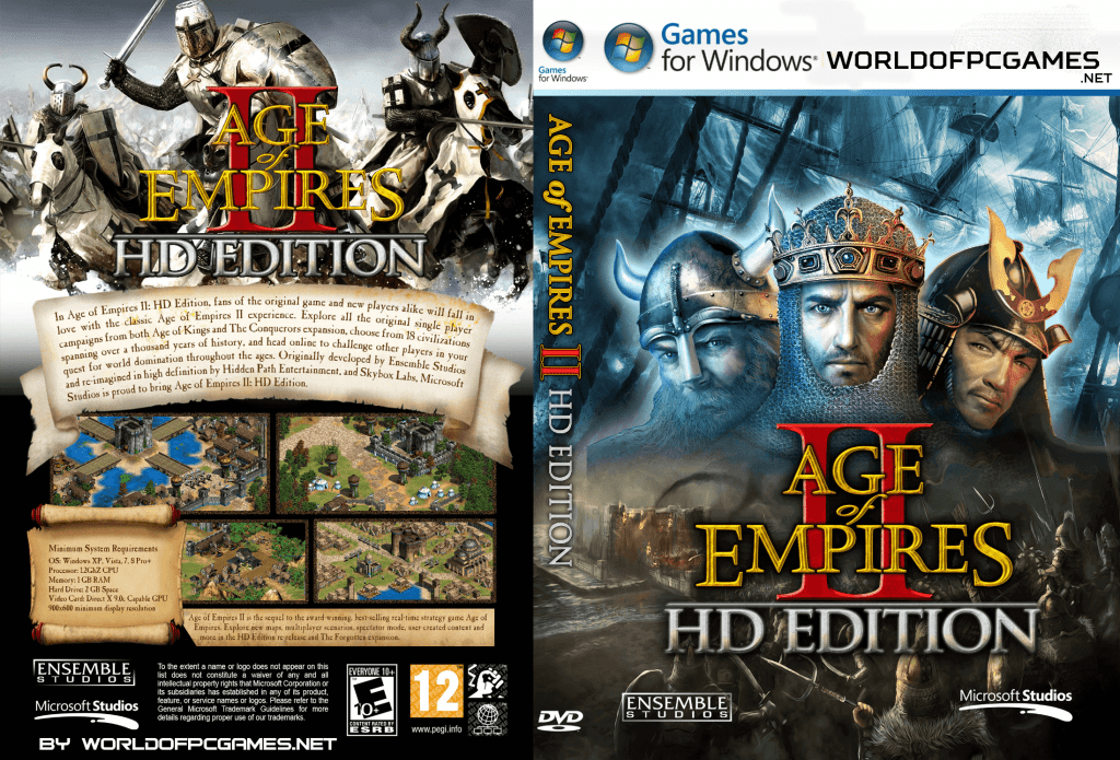 age of empires 2 hd mac download full version