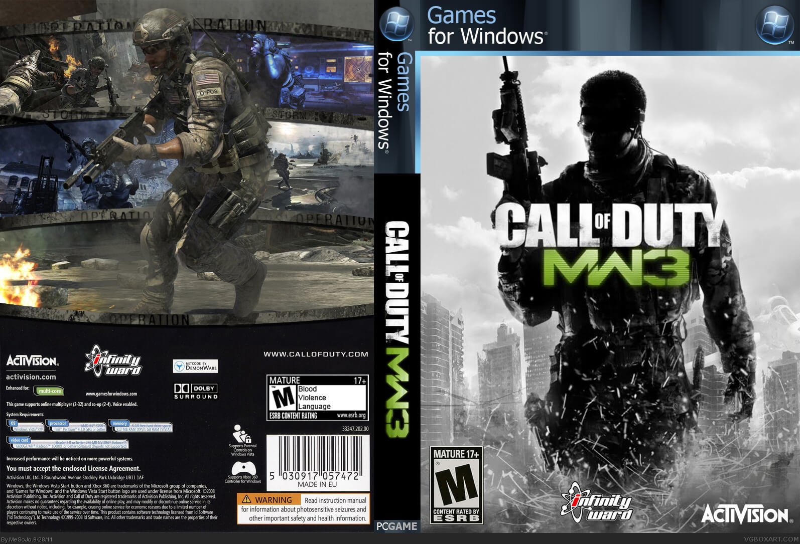cod mw3 multiplayer download