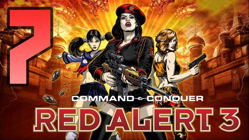play command conquer red alert 2 online free