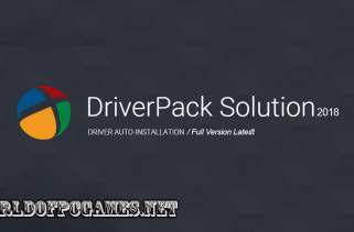 DriverPack Solution 2017 Download Free By Worldofpcgames.net
