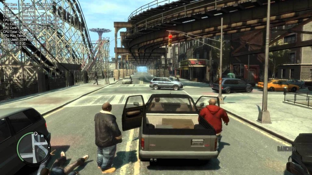 GTA IV Free Download PC Game ISO By Worldofpcgames.net
