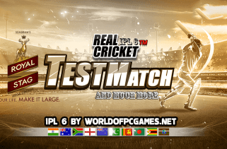 IPL 6 PC Game Download By Worldofpcgames.net