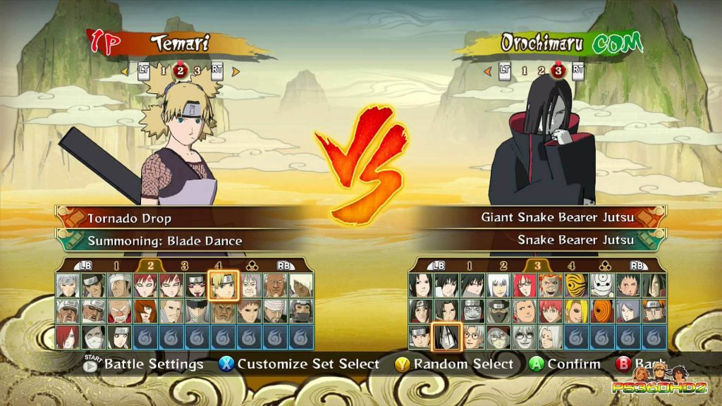 Naruto Shippuden Ultimate Ninja Storm Revolution PC Game Download Worldofpcgames.net