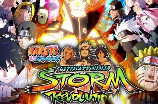 Naruto Shippuden Ultimate Ninja Storm Revolution PC Game Download Free