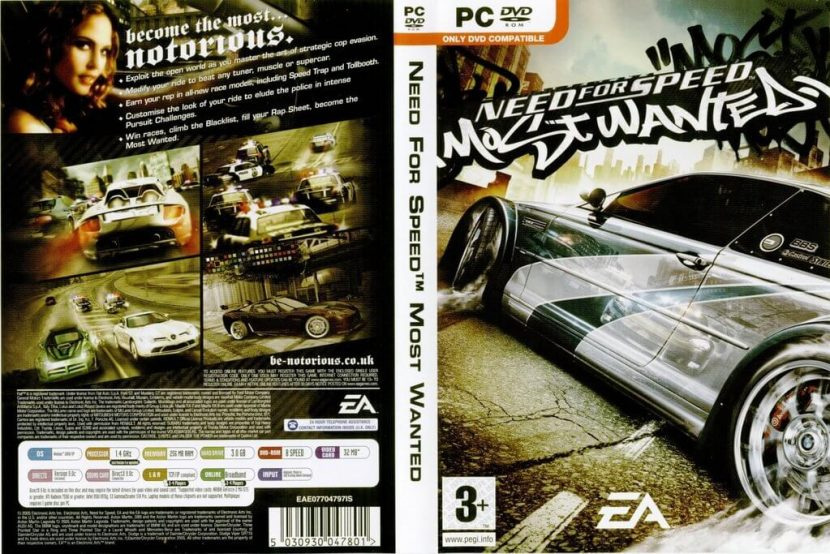 Need For Speed Most Wanted PC Game Free Download By Worldofpcgames.net