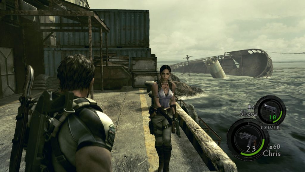 Resident Evil 5 PC Game Download Free Full Version ISO APK