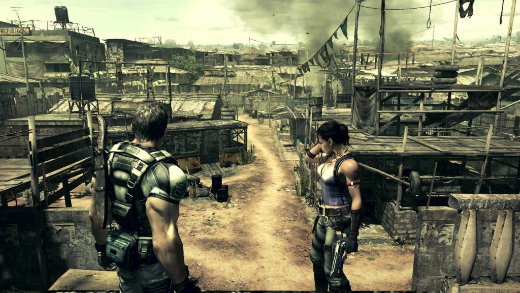 Resident Evil 5 PC Game Download Worldofpcgames.net