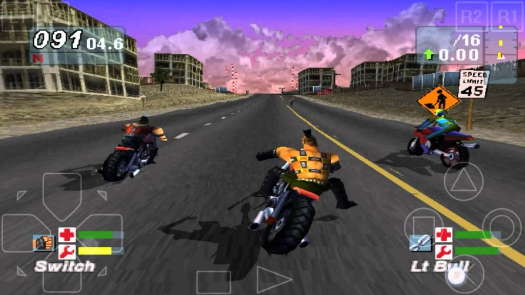 road rash new version game free