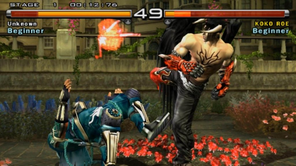 Tekken 4 PC Game Download Full Worldofpcgames.net