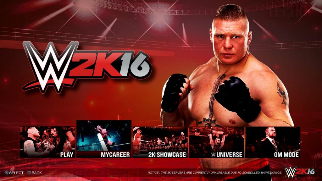 WWE 2K16 PC Game Download Worldofpcgames.net