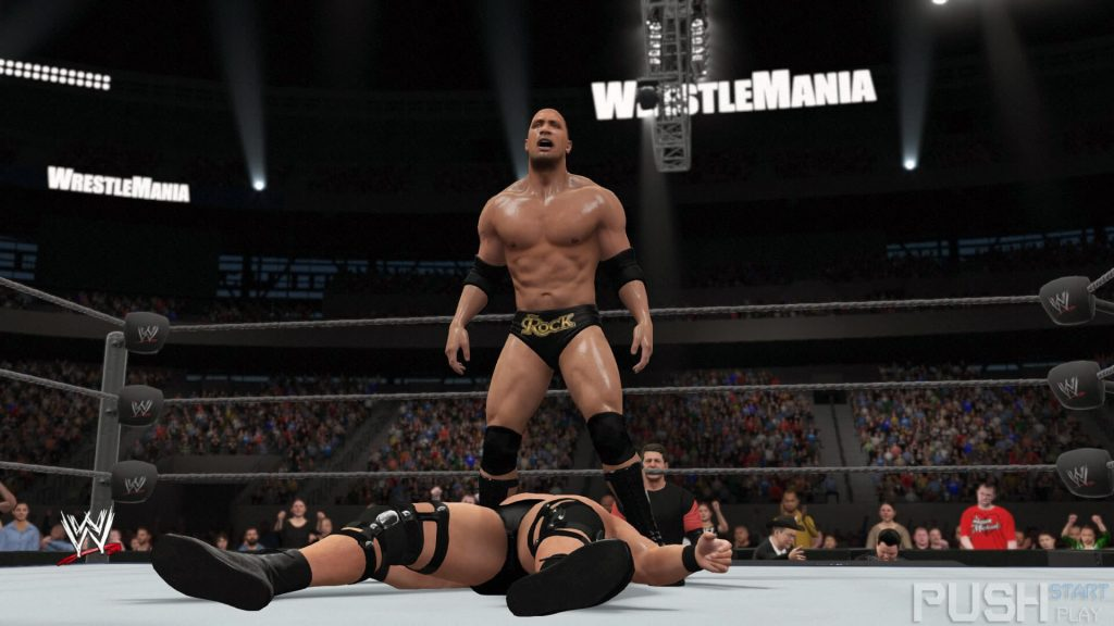 WWE 2K16 PC Game Download Free Full Version ISO Compressed