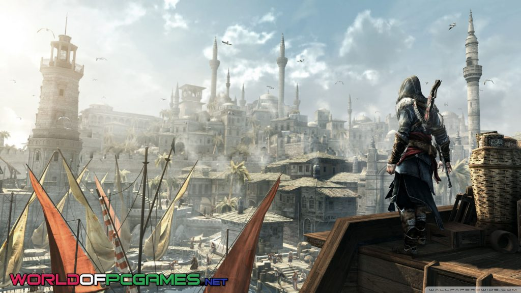 Assassins Creed 1 Free Download PC Game By Worldofpcgames.net