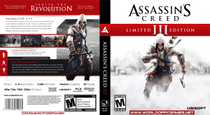 Assassins Creed 3 Free Download PC Game By Worldofpcgames.net