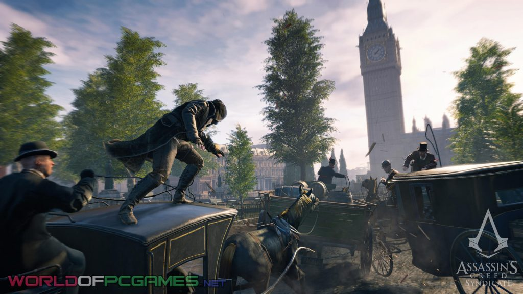 Assassins Creed Syndicate Free Download PC Game By Worldofpcgames.net