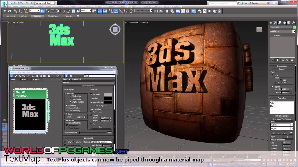 Autodesk 3DS Max 2017 Free Download Full Version By Worldofpcgames.net 4